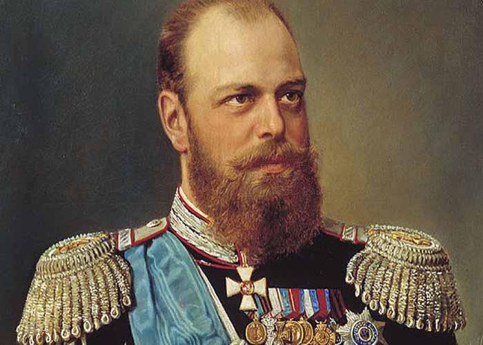 Император Александр Третий