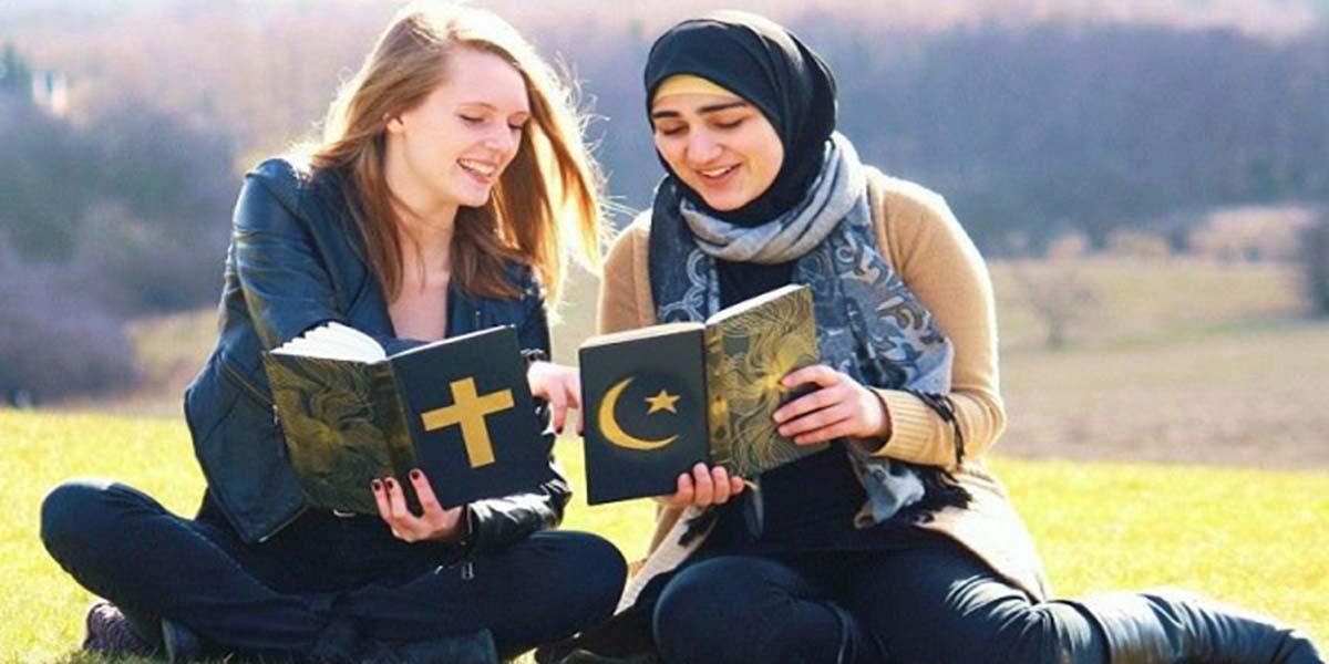 Исламисты меняют религию