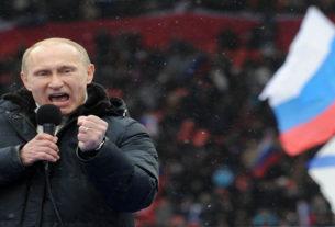 Кто поддерживает Путина