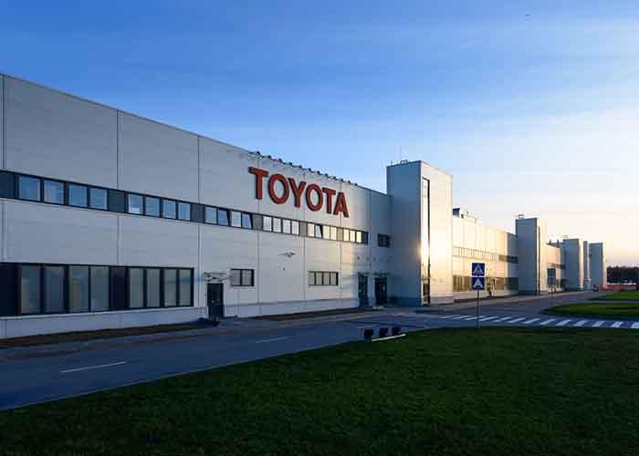 Завод Toyota