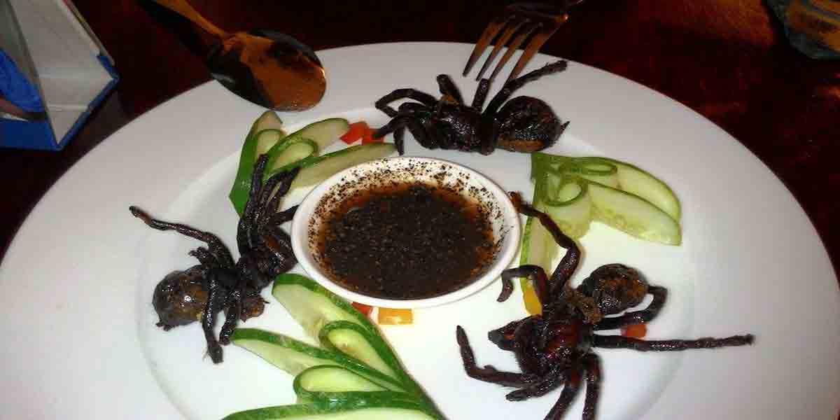 Необычные блюда