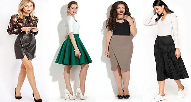 Женские юбки на лето