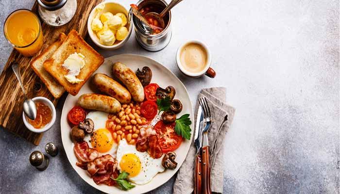 Анлгийский завтрак
