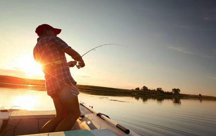 Рыбалка на Балтийском море