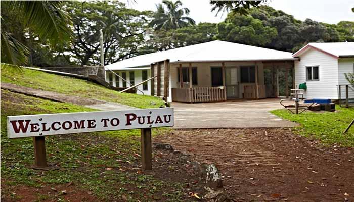 Школа на острове Питкэрн