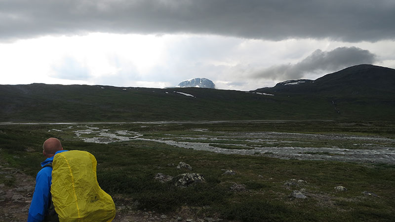 Как защититься от дождя в горах