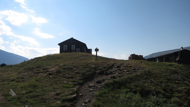 Туристический приют Sälka