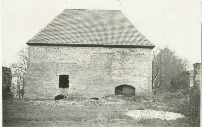 старое фото северной стороны