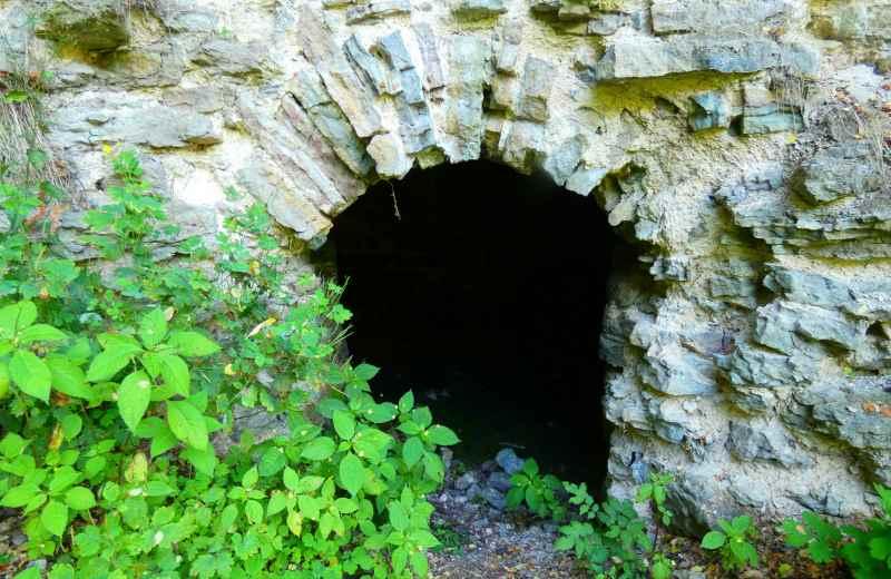 Нижний вход в бастион Глория