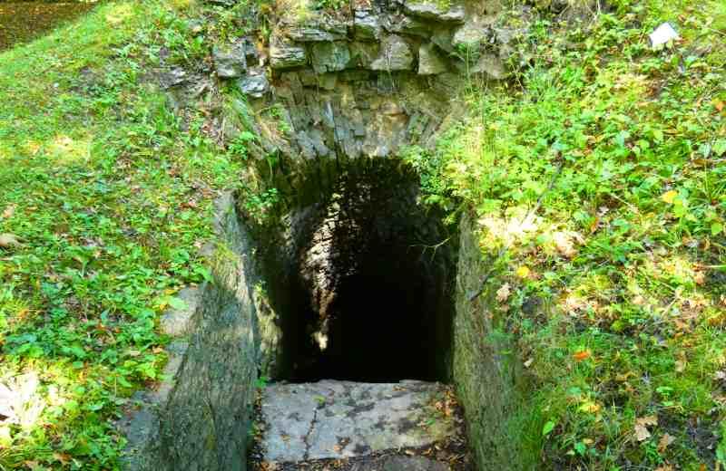 Верхний вход в бастион Глория