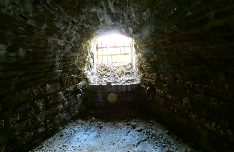 Внутри бастиона Хонор