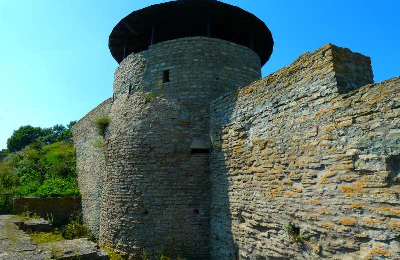 Юго-западная башня-рондель
